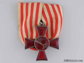 An 1914 Bremen War Cross