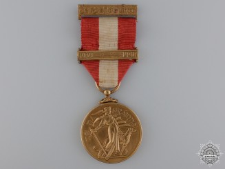 An 1939-1946 Irish Emergency Service Medal