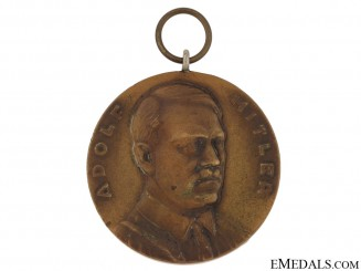 An AH Prize Medal
