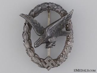 An Air Gunner Badge by W. Deumer, L¡_denscheid