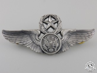 An American Army Air Force Command Aircrew Wings