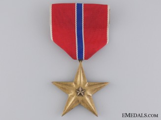 An American Bronze Star to Walter Hitt III