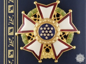 An American Legion of Merit; Chief Commander