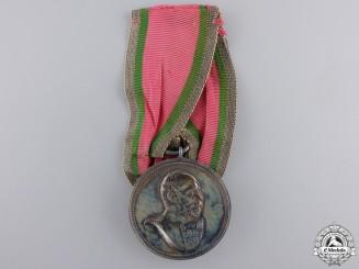 An Anhalt 25 Year Duke Frederick I Jubilee Medal