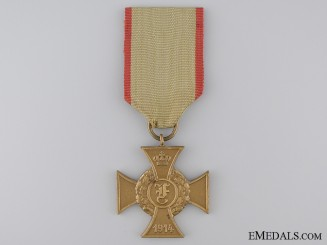 An Anhalt Military Friedrich Cross