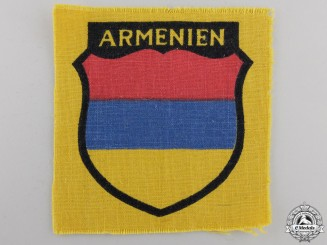 An Armenian Volunteers Arm Shield