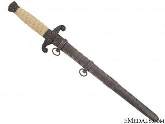 An Army Dagger by H¡_ller