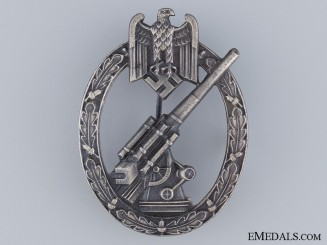 An Army Flak Badge