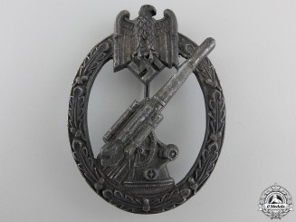 An Army Flak Badge by Juncker