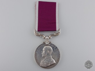 An Army Long Service & Good Conduct Medal to the Lan. Regt.