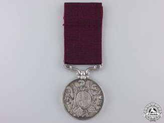 United Kingdom. An Army Long Service & Good Conduct Medal, 55th Foot