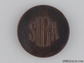 An Army Versus Volunteers SIRA Medal