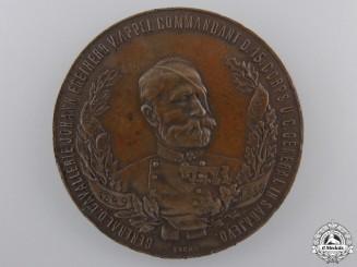 An Austrian Johann Freiherr V. Appel; 15th Corps Commander
