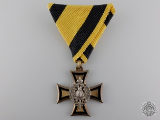 An Austrian Long Service Cross 2nd Class for 35/40 Years