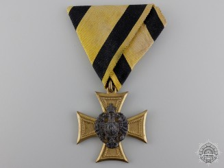 An Austrian Long Service Award