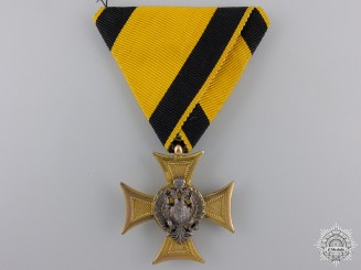 An Austrian Long Service Cross