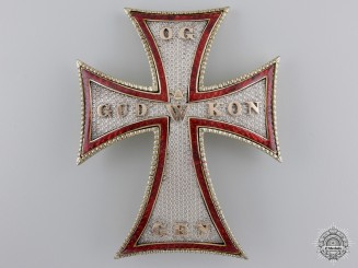Denmark, Kingdom. An Order of Dannebrog, I Class Star, c.1835