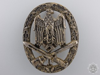 An Early General Assult Badge