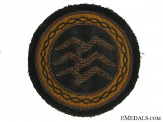 An Early Glider Proficiency Blazer Badge