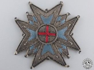 Bavaria, Kingdom. A Military House Order of Saint George, Embroidered Commander, c.1860