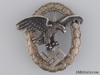 An Early Observers Badge by Assmann