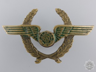 An Early Pakistani Pilot's Badge