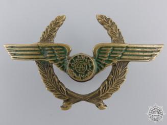 An Early Pakistani Pilot's Badge