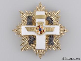 An Early Spanish Order of Aeronautical Merit