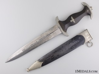 An Early SS Dagger by Carl Eickhorn, Solingen