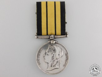 An East and West Africa Medal 1887-1900