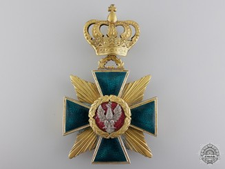 Russia, Empire. An Ecclesiastical Order of Alexander I c.1880