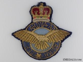 An Edwardian Royal Air Force Insignia Blazer Badge
