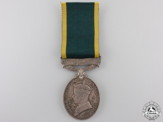 An Efficiency Medal; South African Issue