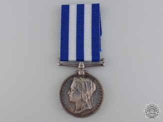 An Egypt Campaign Medal to the Durham Light Infantry