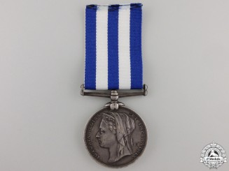 An Egypt Medal to the Durham Light Infantry