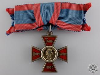 United Kingdom. An Elizabeth II Royal Red Cross, I Class, 1976