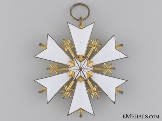 An Estonian Order of the White Star; First Class Cross