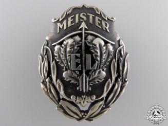 Estonia. A Sharp Shooter's Champion Badge