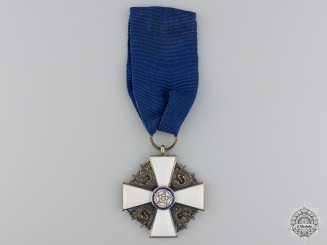 An Finnish Order of the White Rose; Officer's Cross
