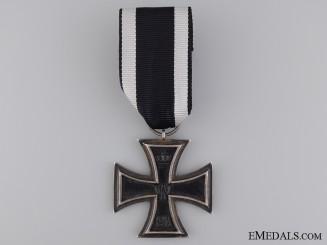 An First War Iron Cross 2nd Class 1914; Marked LW