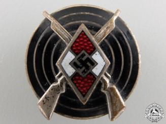 An HJ Markman's Badge by Matth. Oeschsler & Sohn