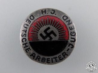 An HJ Membership Badge; Type I