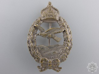An Imperial German Flyers Commemorative Badge; Prinzen Size