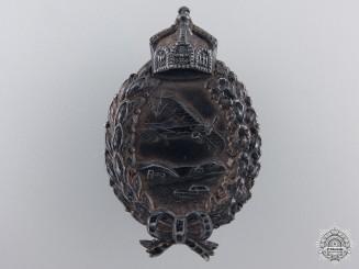 An Imperial German Flyers Silver Commemorative Badge; Prinzen Size
