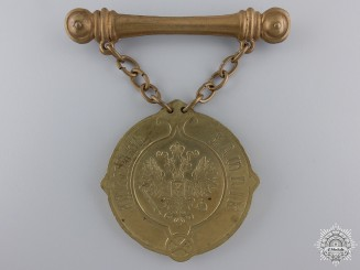 An Imperial Russian Collegiate Assessor's Medal