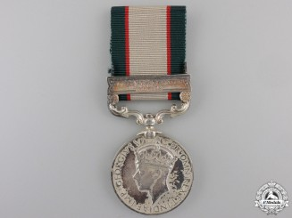 An India General Service Medal to the Frontier Force Regiment