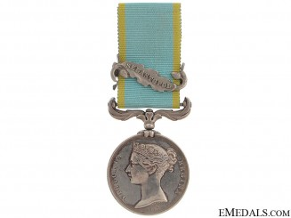 An Interesting Crimea 1854-56 Medal