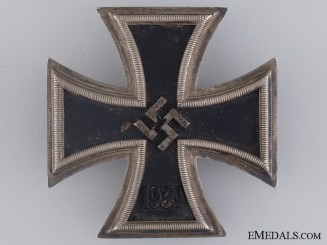 An Iron Cross First Class 1939 by Godet