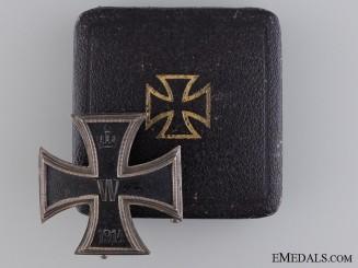 An Iron Cross First Class 1914; Marked 800