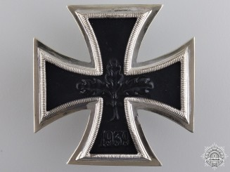 An Iron Cross First Class; 1957 Version